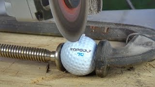 Download What's inside a TOPGOLF Golf Ball? Video