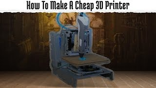 Download How To Make A Cheap 3D Printer Video