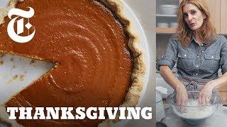 Download Spiced Pumpkin Pie | NYT - A Melissa Clark Thanksgiving Video