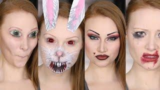 Download 4 Snapchat Filters Makeup Tutorial/DIY (Second Set!) Video