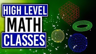 Download A Look at Some Higher Level Math Classes | Getting a Math Minor Video