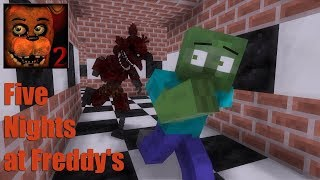 Download Monster School : Five Nights at Freddy's(FNAF) - Minecraft Animation Video