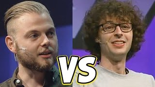 Download STAMPY VS SQUID! - MINECON 2016 Video