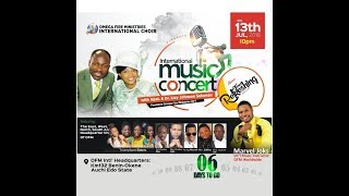 Download OFM Int'l music Concert Live With Apostle Johnson Suleman Video