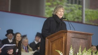 Download Harvard President Drew Gilpin Faust Address | Harvard Commencement 2017 Video