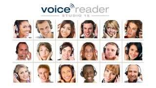 Download Linguatec Voice Reader Studio 15 TTS - Professional Text-to-Speech in English, French, Spanish ... Video