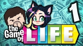 Download ►The Game of LIFE►MONEY, MONEY, MONEY► ft. Barry!►PART 1 - Kitty Kat Gaming Video
