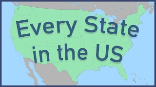 Download Every State in the US Video