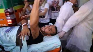 Download Des survivants du crash en Colombie arrivent au Bresil Video