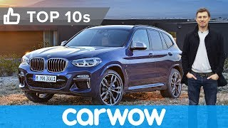 Download 2018 BMW X3 - the best all-round SUV? | Top10s Video