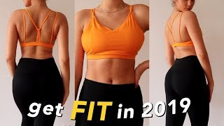 Download Get Fit in the New Year: My Workout Routine 2019! Video