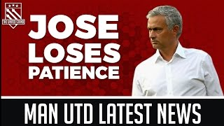 Download Mourinho's United player cull is coming! MANUTD NEWS Video