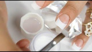 Download Uñas acrílicas con productos económicos de farmacia uñas para principiantes Video