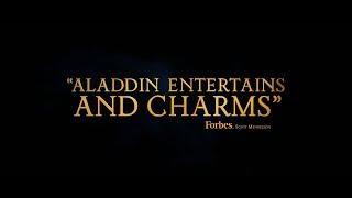 Download Disney's Aladdin - ″New Trust Review″ TV Spot Video