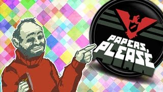 Download WORST BORDER CONTROL EVER | Papers Please Video