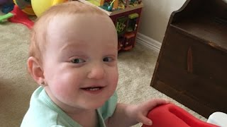 Download Goofy Hazel Is the Red-Headed Quint With the Big Vocabulary | OutDaughtered Video