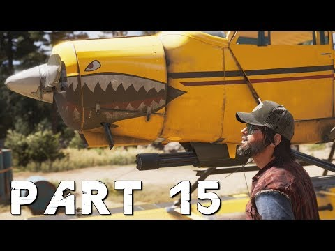 FAR CRY 5 Walkthrough Gameplay Part 15 - AIR RAID (PS4 Pro)