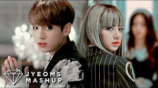 Download BTS & BLACKPINK - 피 땀 눈물 BLOOD, SWEAT & TEARS X 휘파람 WHISTLE (MASHUP) Video