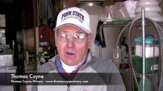 Download Bottle Your Own Wine at Thomas Coyne Winery Video