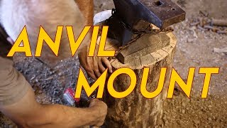 Download How to Mount an Anvil - Cool Trick Video