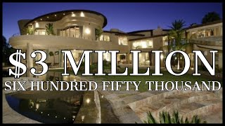 Download $3,650,000 CALIFORNIA LAKE FRONT PALACE with SPA, MOVIE THEATRE, LEATHER FLOORS, etc... Video