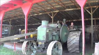 Download Rumely Model S Bursts To Life Video