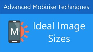 Download Ideal Image Sizes in Mobirise Video