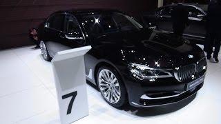 Download 2017 - BMW M760Li xDrive - Exterior and Interior - Geneva Motor Show 2016 Video