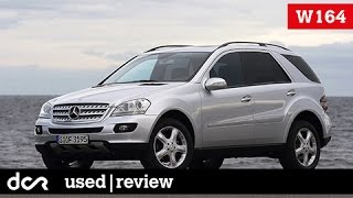 Download Buying a used Mercedes M-class W164 - 2005-2011, Common Issues, Engine types Video