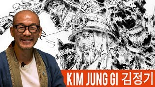 Download Kim Jung Gi - How to Become a Master Video