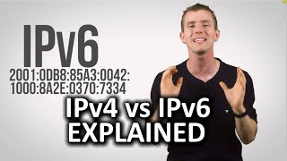 Download Internet Protocol - IPv4 vs IPv6 as Fast As Possible Video