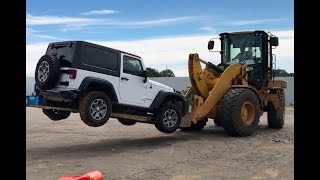 Download Rebuilding A Wrecked Car JEEP RUBICON (Part 1) Video