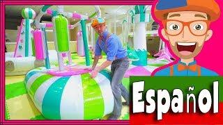 Download Blippi Español en el Museo de los Niños | Videos Educacionales de Aprendizaje para Niños Video