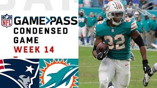 Download Patriots vs. Dolphins | Week 14 NFL Game Pass Condensed Game of the Week Video