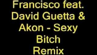 Download Francisco feat David Guetta & Akon Sexy Bitch REMIX Video