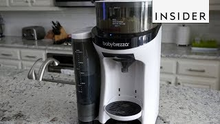 Download Keurig for Baby Formula Makes a Warm Bottle in Seconds Video