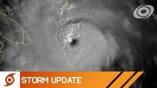 Download Hurricane Otto - Update 2 (15:00 UTC, 11/24/2016) Video