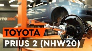 Download Como substituir coluna de suspensão dianteira noTOYOTA PRIUS 2 (NHW20) [TUTORIAL AUTODOC] Video