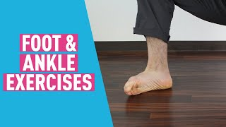 Download Foot & Ankle Exercises - Tutorial for Ankle Mobility and Foot Strength (Part 1) Video