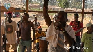 Download Baka Gbiné at UNHCR refugee camp Video