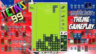 Download Tetris 99 Game Boy Theme Event Gameplay Video