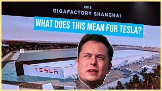 Download What will Shanghai Gigafactory do for Tesla? | Elephant Explains Video