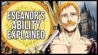 Download Escanor's Ability Sunshine Explained - How He Became ″The One″ | Seven Deadly Sins/Nanatsu no Taizai Video