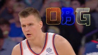 Download Knicks Full Game Highlights vs Pistons (10/21/17) KP's 33pts Can't Save NY Video