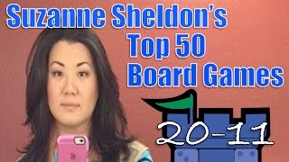 Download Suzanne's Top 50 Board Games: #20 - #11 Video