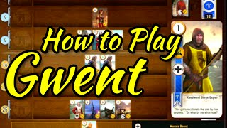 Download Witcher 3: How to Play Gwent Video