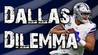 Download The Dallas Dilemma - Dak Prescott is holding the Cowboys back Video