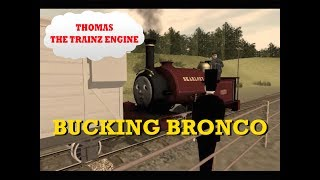 Download Thomas the Trainz Engine Ep 46: Bucking Bronco Video