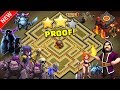 Download Best Th10 War Base 2017 Vs Anti Everything Anti Valkyrie Anti Bowler Anti 1 Star With Replays PROOF! Video