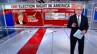 Download Donald Trump wins Florida, CNN projects Video